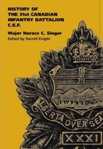 Book: History of the 31st CID