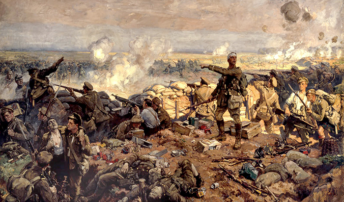 2nd Ypres, Richard Jack
